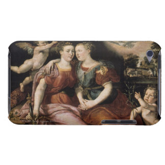 The State and Justice painting by Maarten de Vos iPod Touch Case-Mate Case