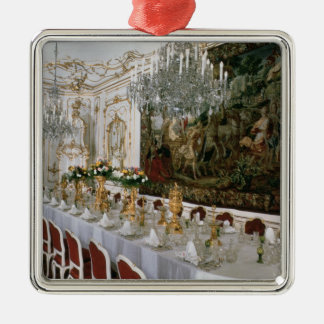 The State Banqueting Hall designed by Nikolaus Christmas Ornament