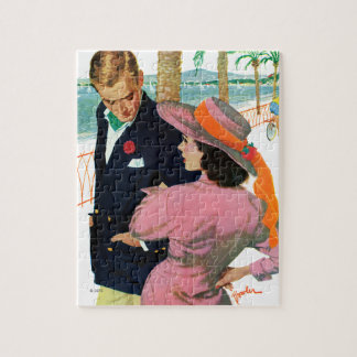 The Stategy of Love Jigsaw Puzzle