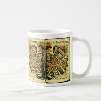 The States of the Holy Roman Empire Jost de Negker Coffee Mug