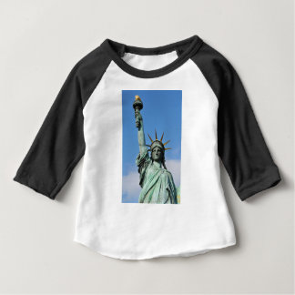 The statue of liberty baby T-Shirt