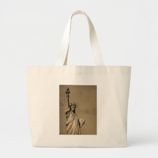 The Statue Of Liberty Bags