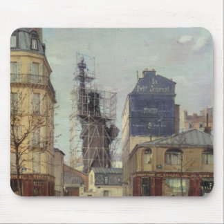 The Statue of Liberty, by Bartholdi Mouse Pad