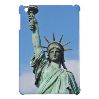 The statue of liberty case for the iPad mini