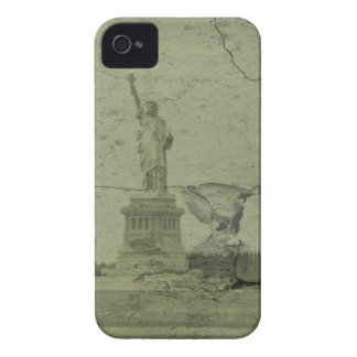The statue of liberty iPhone 4 case