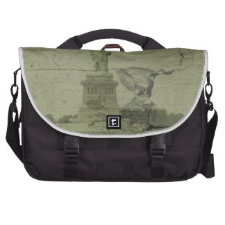 The statue of liberty bags for laptop
