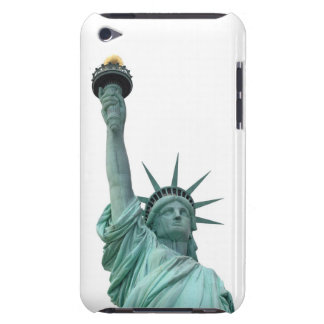 The Statue of Liberty, New York City Barely There iPod Cases