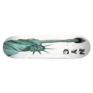 The Statue of Liberty, New York City Skateboard Deck