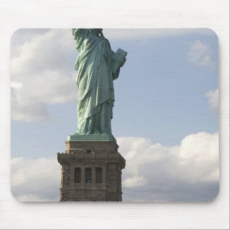 The Statue of Liberty on Liberty Island in New Mouse Mat