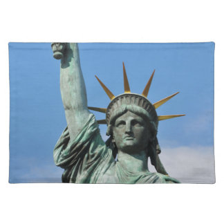 The statue of liberty placemat