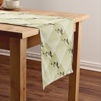 The statue of liberty short table runner