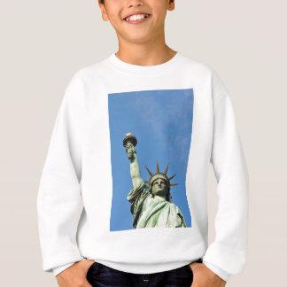 The statue of liberty sweatshirt