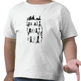 The Staunton Chessmen Patent Drawing Shirt