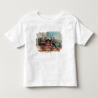 The Steam Coach Toddler T-Shirt