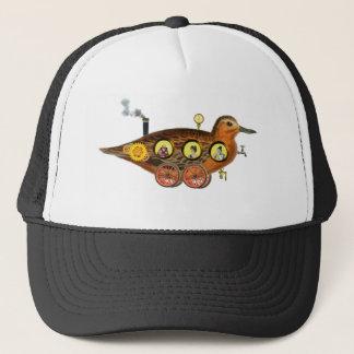 The Steam Powered Wading Bird Trucker Hat