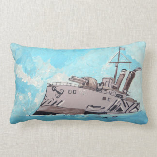 The Steamer Lumbar Pillow
