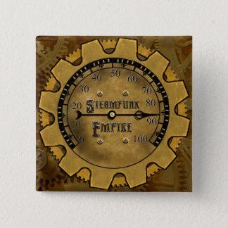 The Steampunk Empire Pin