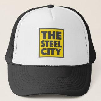 THE STEEL CITY HAT