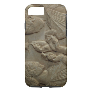 The Stele of Pharsalos depicting the glorifying of iPhone 7 Case