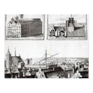 The Sternenburg observatory Postcard