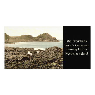 The Steuchans Giant s Causeway County Antrim Picture Card