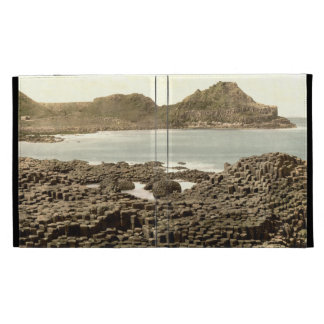 The Steuchans, Giant's Causeway, County Antrim iPad Case