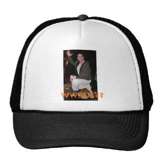 the steve mesh hat