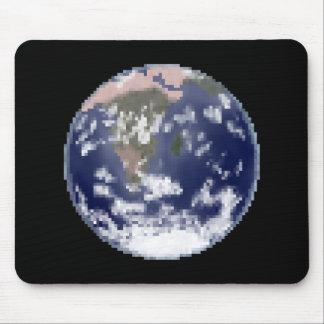 The Still Earth Pixel Art Mouse Mat