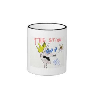 """""""The Sting"""" Ringer Mug"""