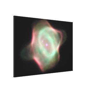 The Stingray Nebula- The Youngest Known Planetary Gallery Wrapped Canvas