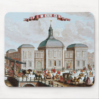 The Stock Exchange, Amsterdam, 1743 Mouse Mat