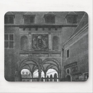 The Stock exchange in Amsterdam Mouse Mat
