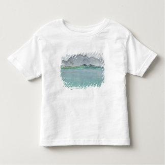 The Stockhorn Mountains and Lake Thun, 1911 Toddler T-Shirt