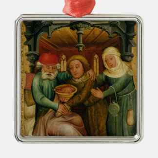 The Stolen Blessing from the High Altar Christmas Ornament