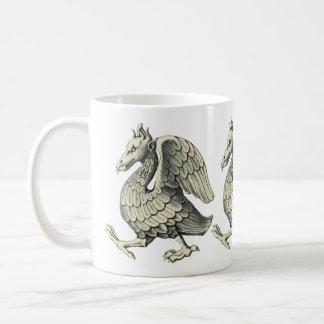 The Stone Bird Basic White Mug