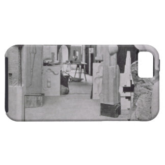 The Stone Carver's Workshop, from the Workshops of iPhone 5 Cases