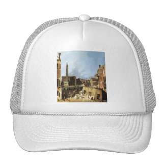 'The Stone Mason's Yard' Cap