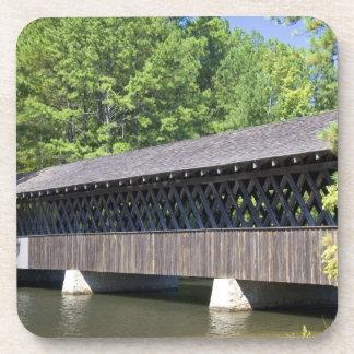 The Stone Mountain Covered Bridge at Stone Coasters
