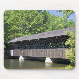 The Stone Mountain Covered Bridge at Stone Mouse Pad