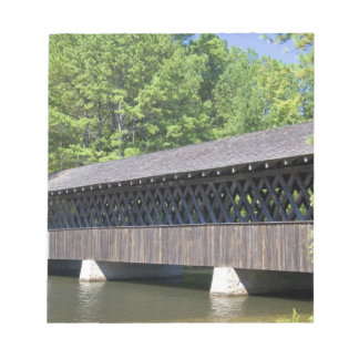 The Stone Mountain Covered Bridge at Stone Notepad
