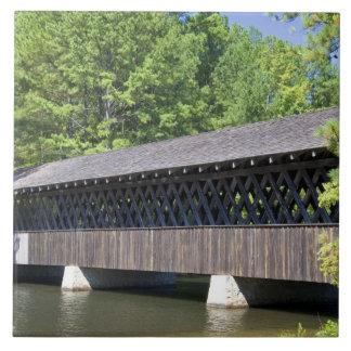 The Stone Mountain Covered Bridge at Stone Tile