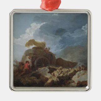 The Storm, c.1759 Christmas Ornament