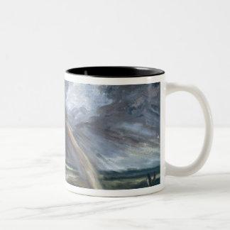 The Storm Two-Tone Coffee Mug