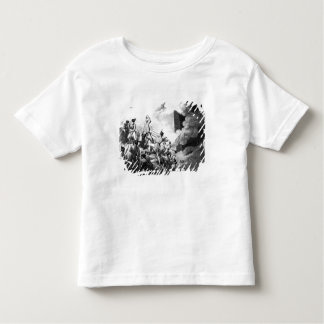 The Storming of Badajoz, 6th April 1812 Toddler T-Shirt