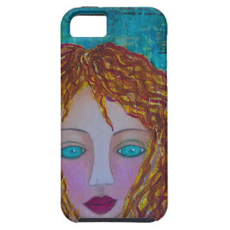 The Story Girl.jpg iPhone 5 Case