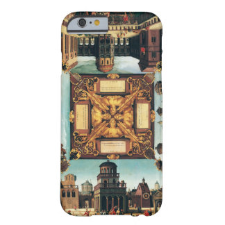 The Story of David, painted tabletop, 1534 (oil on Barely There iPhone 6 Case