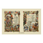 The Story Of King Arthur Print