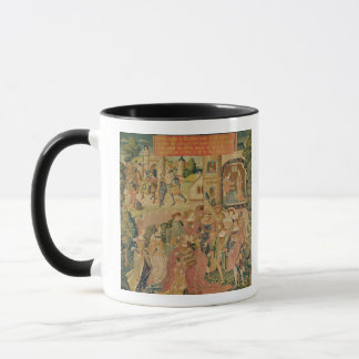 The Story of Perseus, 15th-16th century Mug