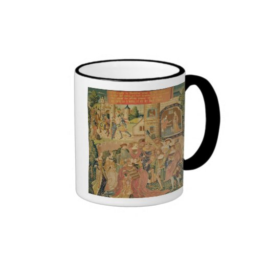 The Story of Perseus, 15th-16th century Coffee Mugs