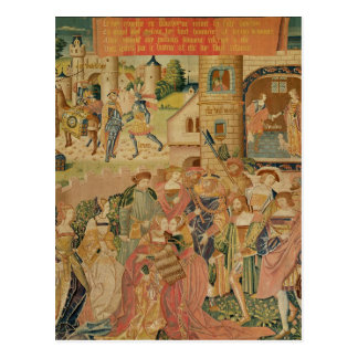 The Story of Perseus, 15th-16th century Postcard